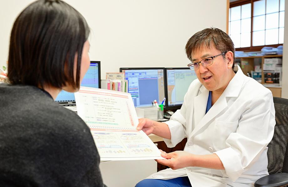 産科の診療内容